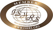 Artsen zijn ISHRS gecertificeerd