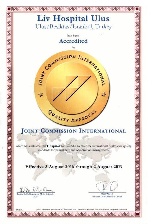 JCI accreditatie haartransplantatie